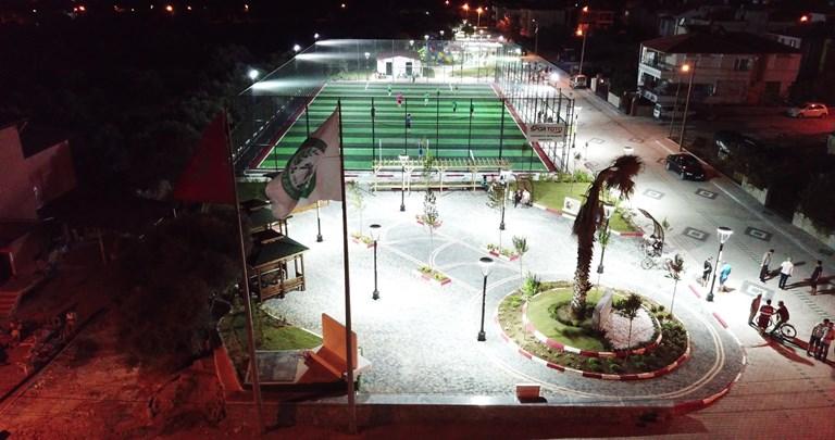 15 Temmuz parkı anma etkinlikleri ile açılıyor