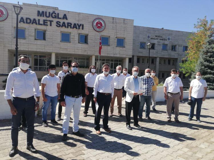 Muğla Önder'den Erol Mütercimlere suç duyurusu