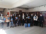 Muğla' da İmam hatip liseleri 12.sınıflara TYT Üniversiteye hazırlık kitabı dağıtılıyor!!!
